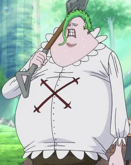 Coribou dalam anime
