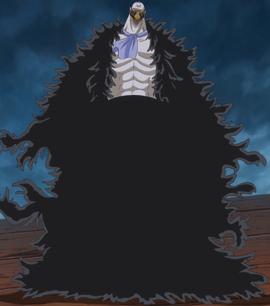 Karasu in the anime