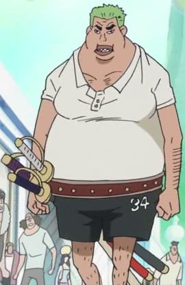 Manjaro in the anime