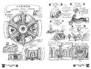 千陽號的藍圖第13和第14頁