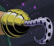 Crocodile's Poisonous Hook