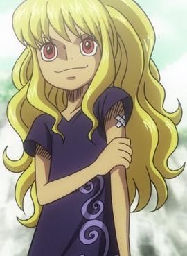 Myskina Olga en el anime