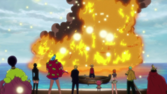 Going Merry One Piece Wiki Fandom