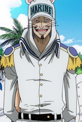 Nezumi in the anime