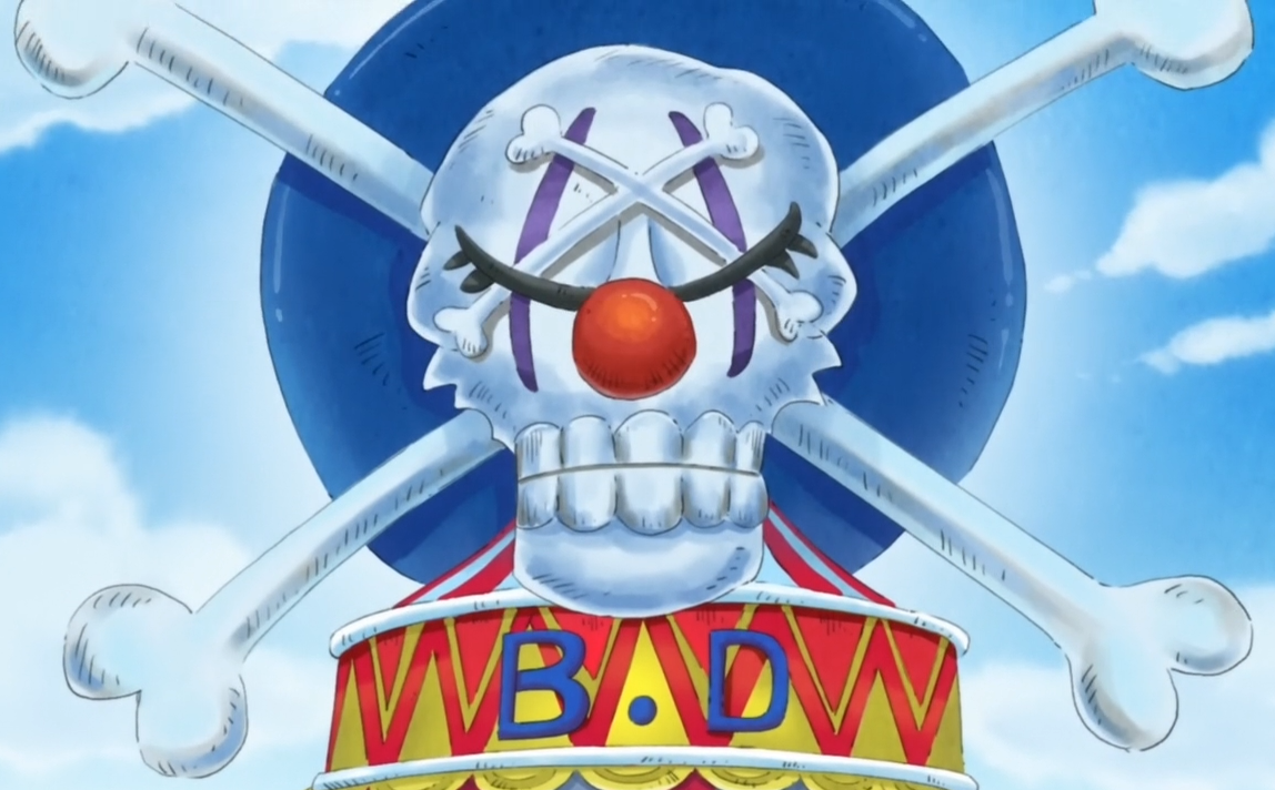 Alliance Baggy et Alvida/Les Pirates d'Expédition