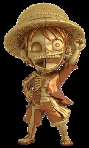 XXRAY Plus: Luffy (Treasure Gold Edition)