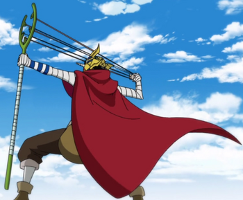 Arsenal de Usopp