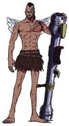 Wyper Anime Concept Art