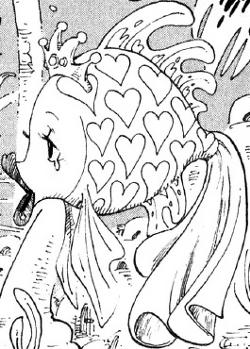Goldfish Princess Manga Infobox.png