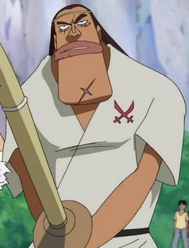 Mendo in the anime