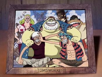 Работники Тома