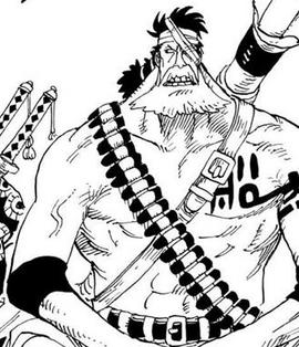 Tilestone in the manga