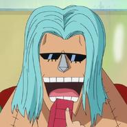 Franky Shaggy Hair