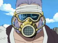 Krieg's Gas Mask