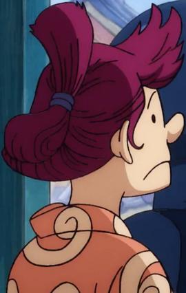 Tokijiro in the anime