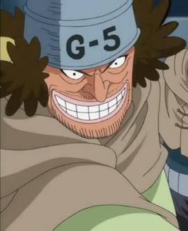 Bakezo in the anime