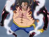 Gomu Gomu no Mi/Gear Fourth