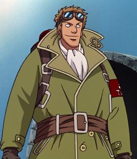 Borodo en el anime