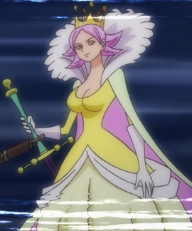 Charlotte Broyé in the anime