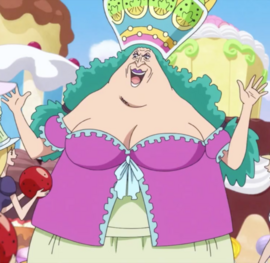 Charlotte Compote in the anime