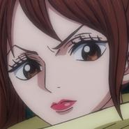 Shinobu de joven portrait