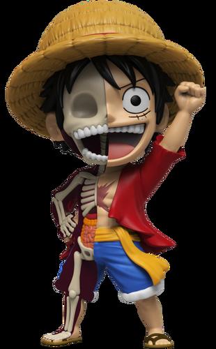 XXRAY Plus: Luffy