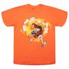 BAIT Luffy Fire Tee Orange.png
