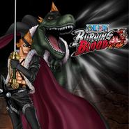 One Piece Burning Blood X Drake (Artwork)