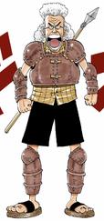 Boodle Digitally Colored Manga