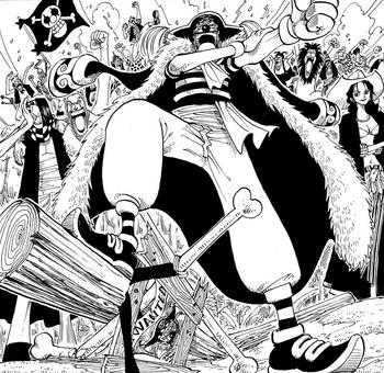 Buggy's Crew Adventure Chronicles