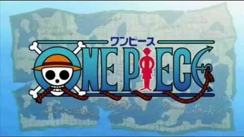 One Piece OP 5 Kokoro no Chizu w Lyrics