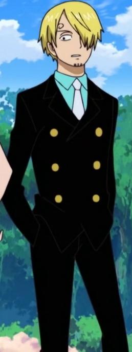Sanji antes do timeskip no anime