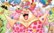 Big Mom Manga Color Scheme