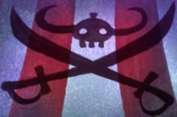 Piratas Guerreiros Gigantes