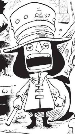 Inhel in the manga