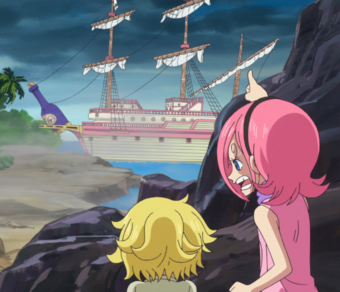 Sanji History One Piece Wiki Fandom