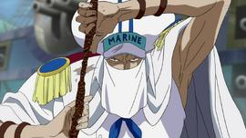 Shu in the anime