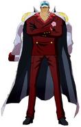 Akainu Unlimited World Red