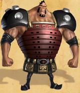 Jozu Pirate Warriors