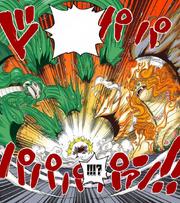 Gorgona sisters vs Luffy.png