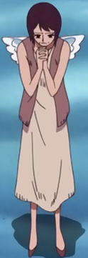 Isa in the anime