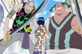 Koze e Packy no anime