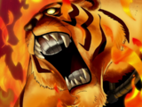 Legend of the Sacred Burning Beast of Baldimore
