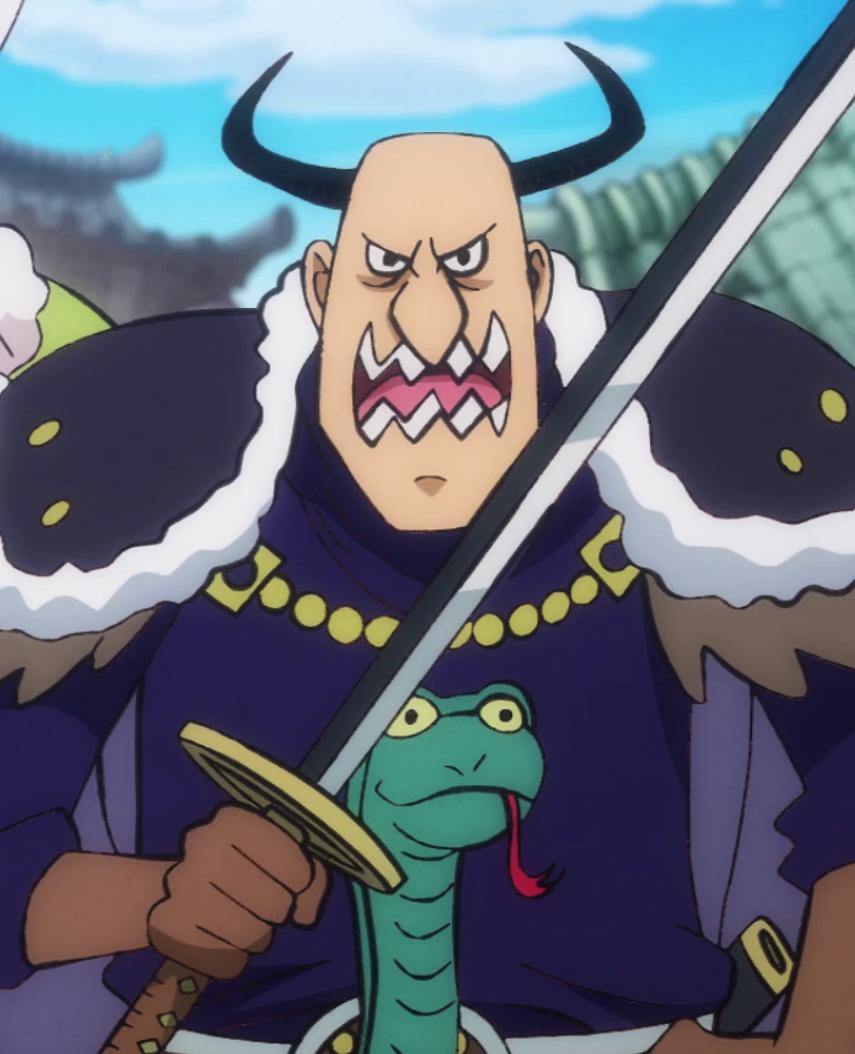 Snakeman (Gifter)
