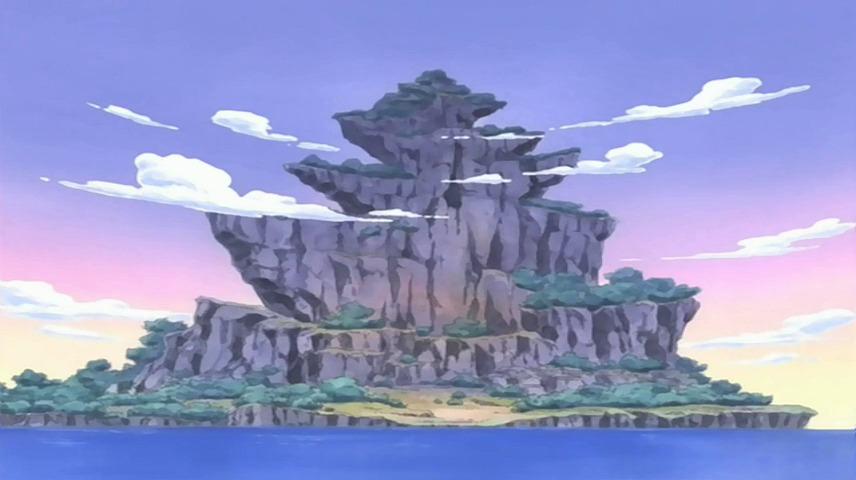 Okrętowa wyspa