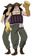 Decalvan Brothers Anime Concept Art