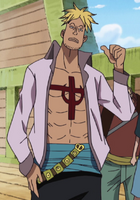 Marco seconda apparizione anime