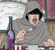 Mohji Camouflaged in Loguetown Arc