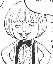 Stelly dalam manga