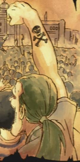 Anjo in the anime